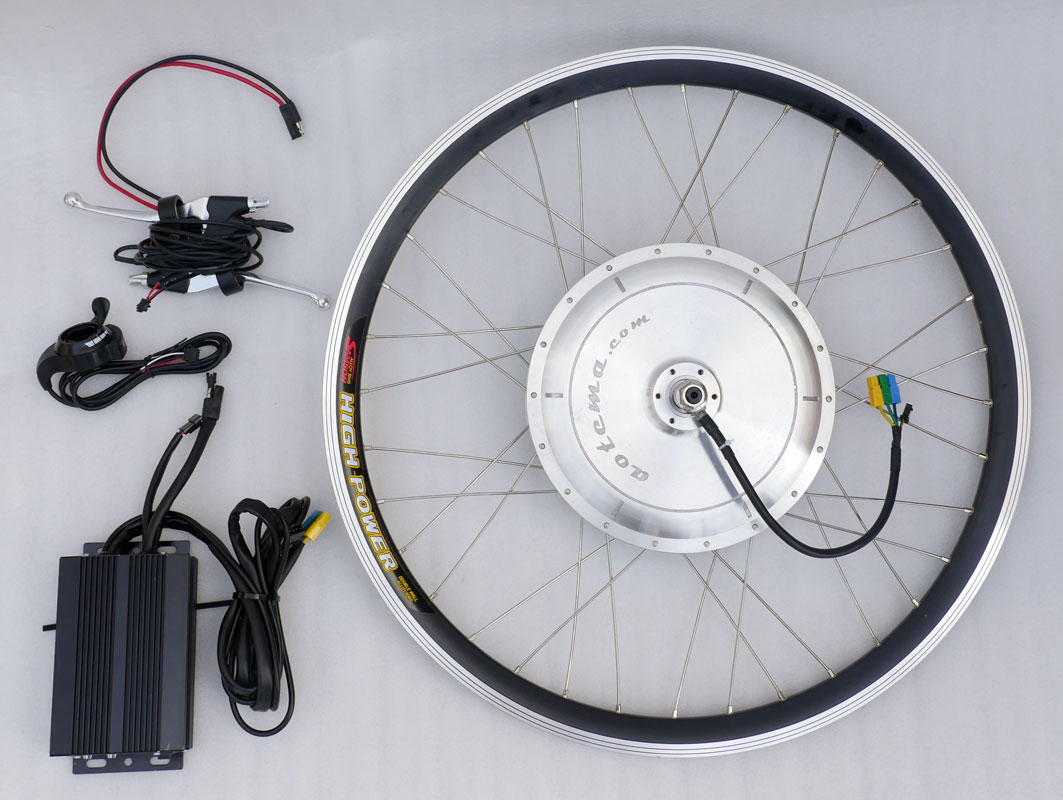 "Ebike Motor Kit 26"" Rear"