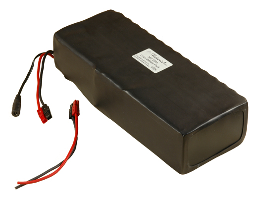 52V 15AH Lithium Battery Pack